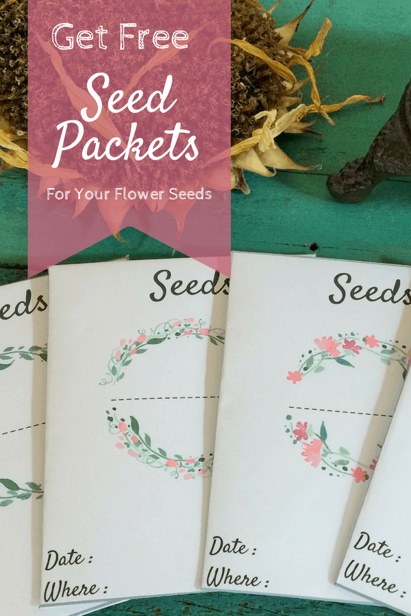 Free Seed Packets